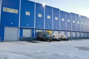 warehouse hub