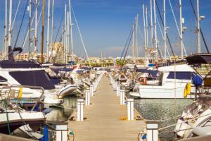 Marina Yacht
